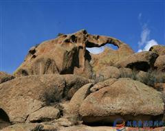 怪石峪旅游风景区