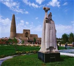 吐鲁番苏公塔