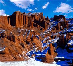 天山神秘大峡谷