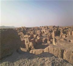吐鲁番交河故城