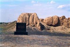 乌拉泊古城