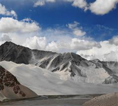 盖孜河红山峡谷