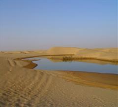 达瓦昆沙漠