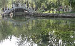 水磨沟公园风景区