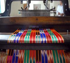和田艾德莱斯丝绸作坊