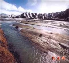 和田白玉河
