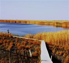 民丰县鱼湖