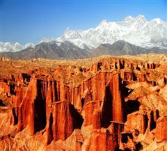 温宿大峡谷