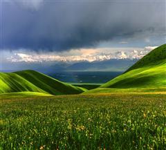 喀尔肯特大草原