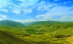 阔克苏大峡谷风景区