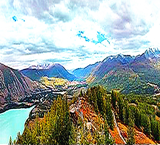 天山天池-吐鲁番-喀纳斯新疆最美风景游记攻略