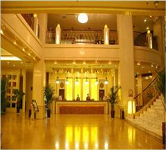 库车国际酒店大厅