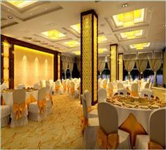 库车国际酒店餐厅