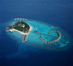 [马尔代夫中央格兰德岛4晚6日自由行]北京直飞马代|2晚沙屋+2晚水屋|含全餐