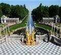 俄罗斯夏宫花园