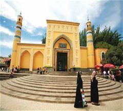 [喀什私人订制旅游6日]走进新疆|翻越天山|一路向西|到更远更古老的地方