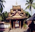 云南傣族村寨
