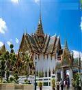 泰国曼谷拉玛皇朝大皇宫
