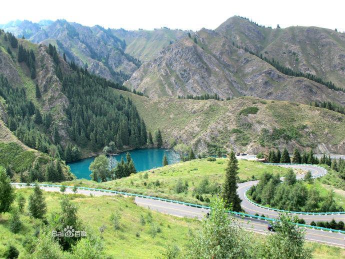 [天池-吐鲁番-那拉提草原-赛里木湖双卧4日]火车往返经济实惠|轻松草原行