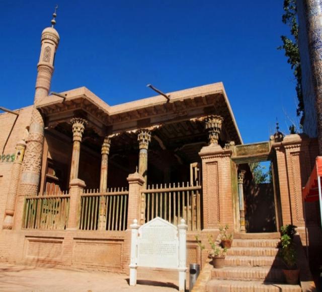 喀什老城民居
