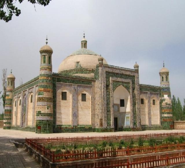 阿帕尔霍加墓(香妃墓)
