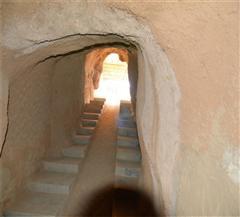 吐鲁番沙漠植物园(坎儿井)