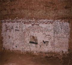 吐鲁番阿斯塔纳古墓群