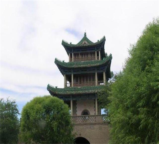 伊犁霍城县惠远古城