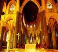 墨尔本圣派翠克大教堂