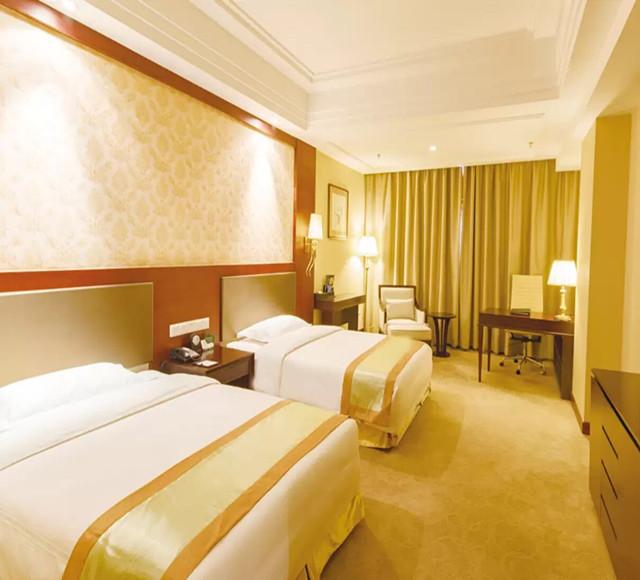 石河子恒和华星酒店高级双床房