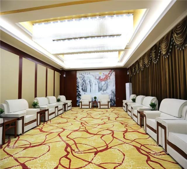 奎屯中兴庄园假日酒店会议室