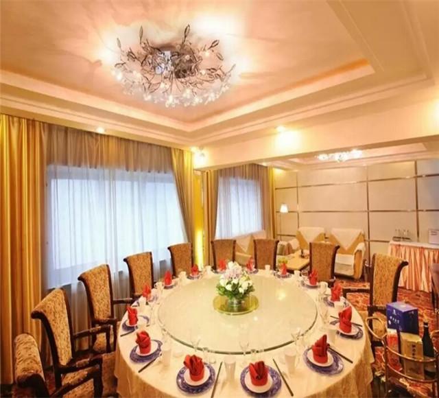 乌鲁木齐金谷大酒店餐厅