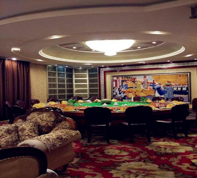 哈密加格达宾馆餐厅