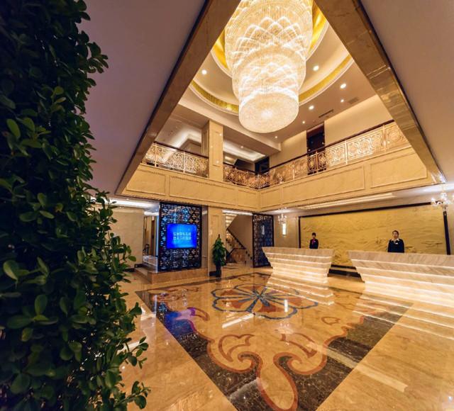 哈密加格达宾馆公共区域3