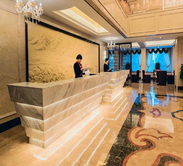 哈密加格达宾馆公共区域4
