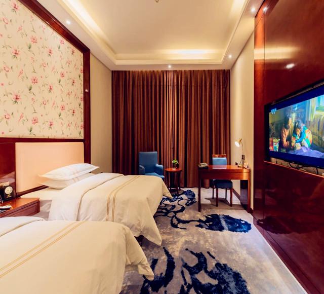 哈密加格达宾馆贵宾楼标准间1