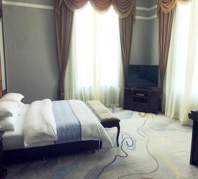 哈密加格达宾馆贵宾楼商务大套房1
