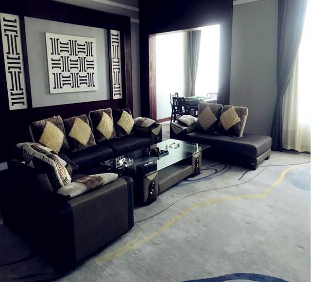哈密加格达宾馆贵宾楼商务大套房2