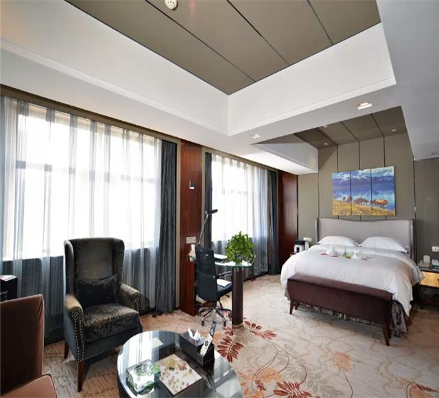 乌鲁木齐伊犁大酒店迷你大床房
