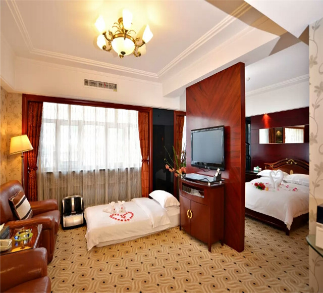 乌鲁木齐伊犁大酒店亲子套房