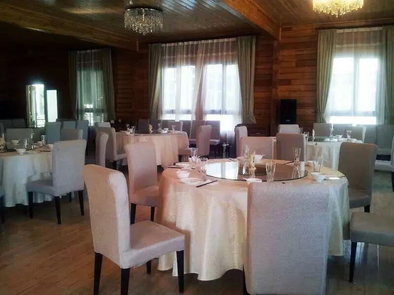 喀纳斯援疆干部中心餐厅