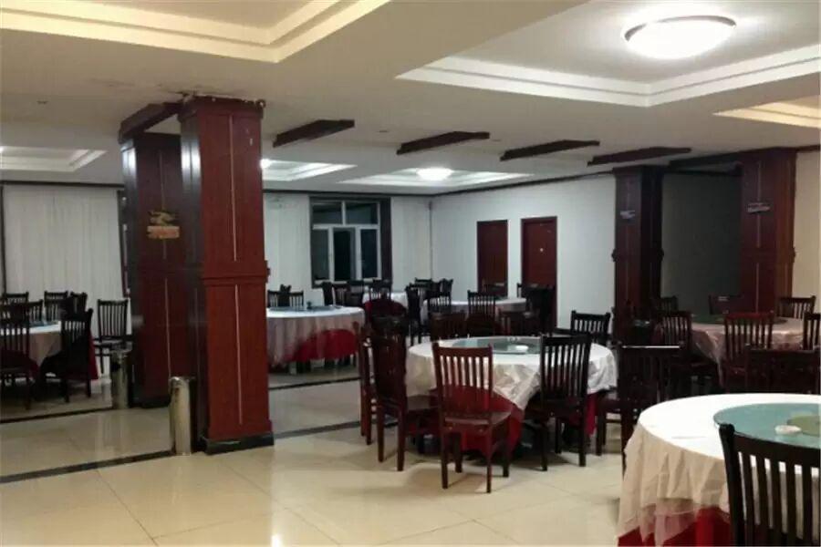 贾登峪军粮苑酒店餐厅