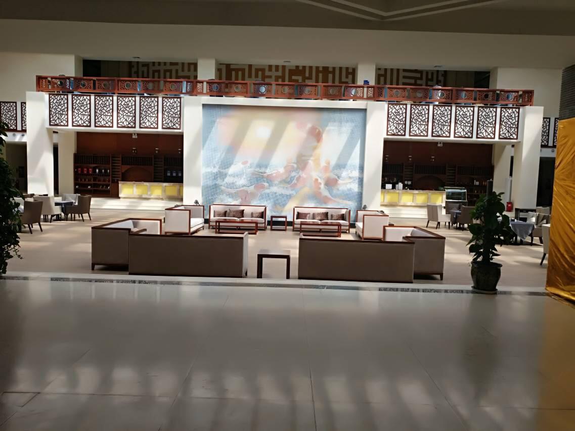 哈密伊吾廣匯培訓中心公共區域3