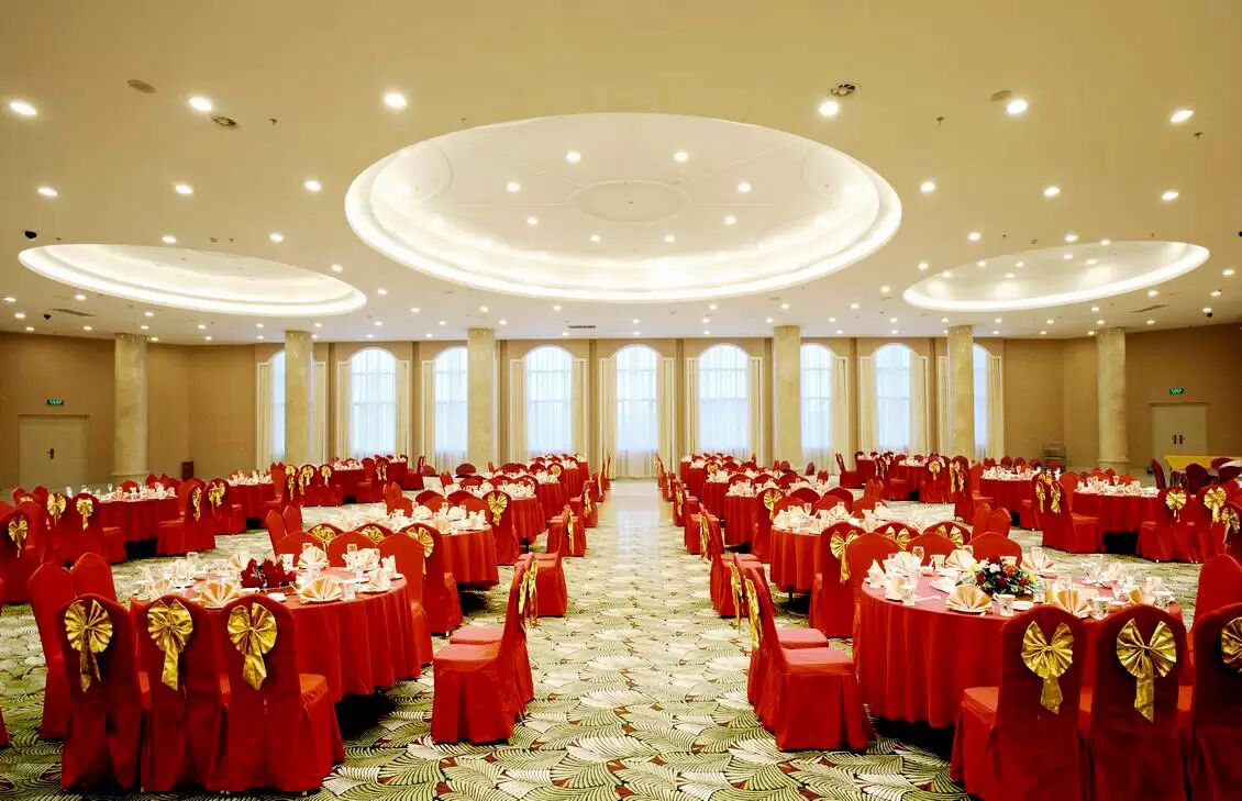 喀纳斯机场天缘酒店餐厅