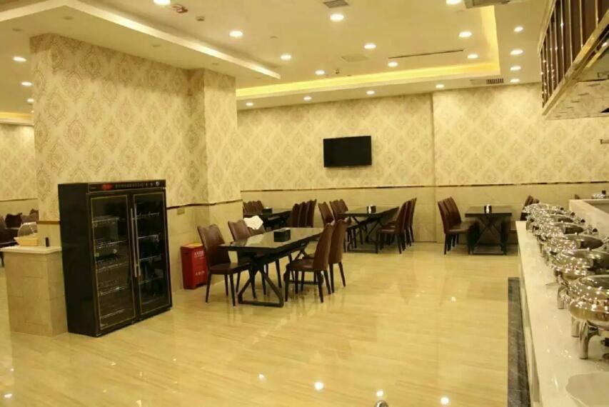乌鲁木齐孔雀都城酒店(原孔雀大厦)餐厅