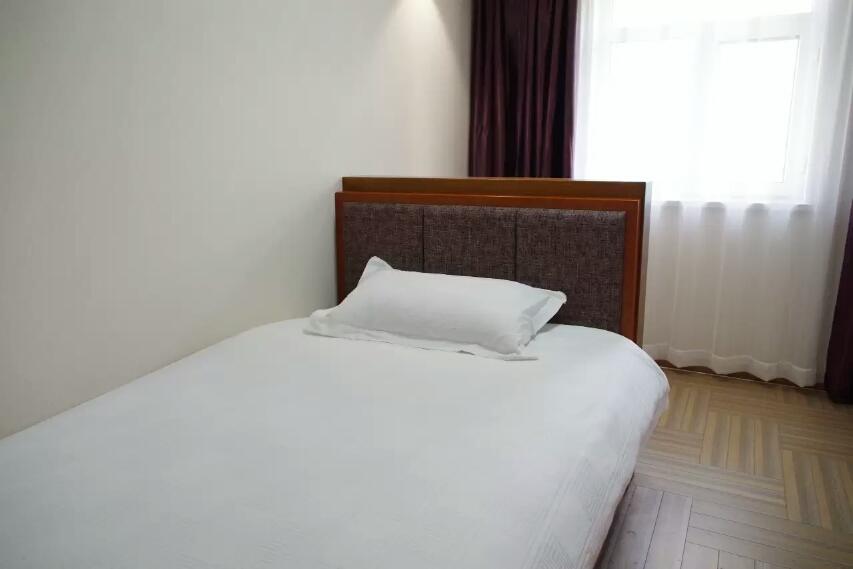 乌鲁木齐孔雀都城酒店(原孔雀大厦)佳居公寓房