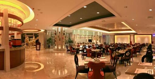 乌鲁木齐中和大酒店餐厅