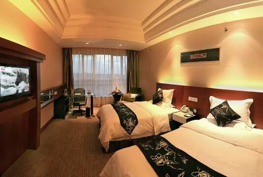 乌鲁木齐中和大酒店豪华标准间