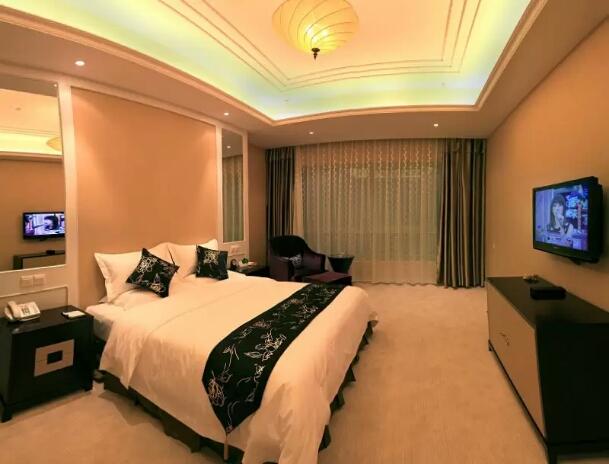 乌鲁木齐中和大酒店豪华套间