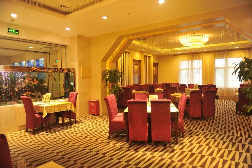 烏魯木齊迪泰酒店餐廳
